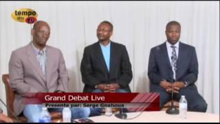 Tempo Afric TV - GRAND DEBAT  HISSENE HABRE FACE A LA JUSTICE