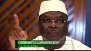 Tempo Afric TV - La diaspora Malienne se pronounce sur les reformes constitutionelle au Mali