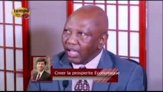 Tempo Afric TV - AFRIQUE ET DEVELOPPEMENT ' CREER LA PROSPERITE ECONOMIQUE' PART 2