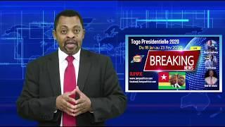 TOGO: Presidetielle 2020 Live SurTempo Afric TV Du 18 Jan au 23 Fev 2020