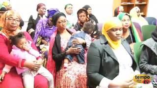 Tempo Afric TV - The Gambians Community Of Minnesota Celebrate the End Of Yaya Jammeh Regime