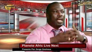 Tempo Afric TV - PLANETE AFRIQUE GUEST MR NOEL KELLY DE LA COJEP US
