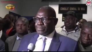 Tempo Afric TV - Crise Migratoire entre la Diaspora Malien et son Gouvernement Malien