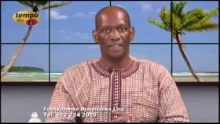 Tempo Afric TV - Un gouvernement de solution, ou de Bluff