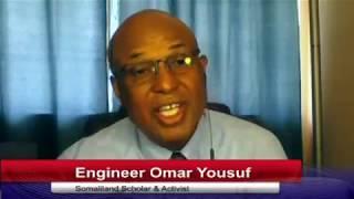 Somaliland USA - Interview with Eng. Omar Abdiyare