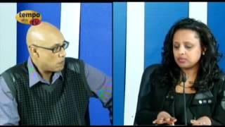 Tempo Afric TV - MINNESOTA HEAD START ASSOCIATION REP GUEST SARAH WOLDU