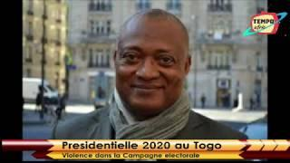 Togo, Consequences Campagnes Electorales 2020: Fabre, Interdit De Faire Meeting