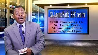 Invitation spéciale à notre premier dîner-réception annuel le 27 juillet 2019 à St. Louis Park REC