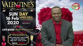 Saint Valentin 2020 à Minneapolis: Venez célébrer avec Tempo Afric TV