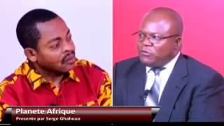Tempo Afric TV - PLANET AFRIQUE GUEST Mr FABIEN SUR LA SITUATION DU CONGO Part 1