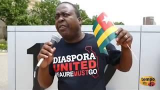 CEDEAO - Diaspora United dit non a la resolution du 31 juillet 2018 - Faure doit Partir.