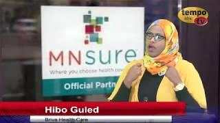 Somaliland USA - Interview BRIVA HEALTH executive on MNsure