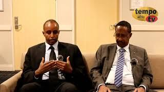 Somaliland USA:Exclusive Interview of President Bihi's Economic Advisor Dr. Osman