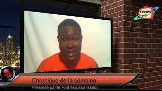 Chronique de la Semaine: Foly Satchivi reste optimiste pour l'Alternance au Togo