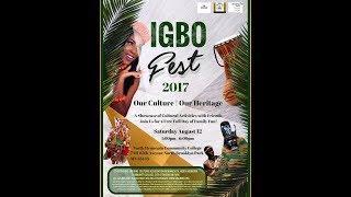 Tempo Afric TV - IGBOFEST 2017