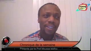 Entretien du Professeur avec Dr. Edem Atsou Kwasi, Coordinateur de la Dynamique de M Kpodzro