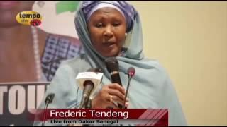 Tempo Afric TV - THE GAMBIA GOES TO THE ELECTION POLLS 2016