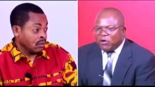 Tempo Afric TV - PLANET AFRIQUE GUEST Mr FABIEN SUR LA SITUATION DU CONGO Part 2