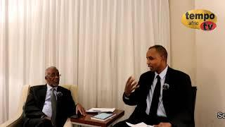 Somaliland Foreign Minister  interview Dr. Yaasiin Mohamud Faratoon