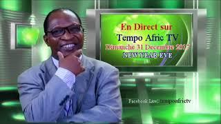 Tempo Afric TV - SPECIAL EDITION NEW YEAR EVE AVEC YVES KENAO