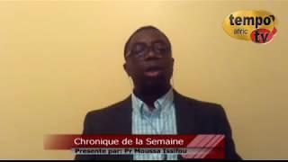 Togo -  le professeur expose la médiocrité du régime de Faure