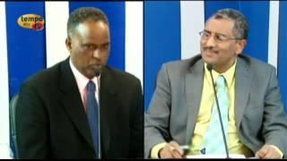 Tempo Afric TV - Eritrea Arts & Culture Conversation with Hailemichael Habteslassie ( Lingo )