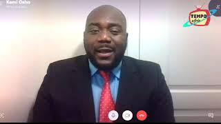 Togo Presidentielles 2020: Komi Komlan explique pourquoi voter Agbeyome du MDPP