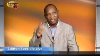 Tempo Afric TV - LE JUGEMENT DE HISSENE HABRE SPECIAL EDITION