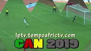 Tempo Afric TV - Coupe D'Afrique des nations 2019