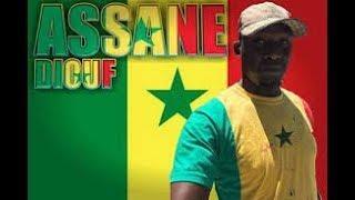 Assane Diouf Deporte - Kemi Seba Refoule du Senegal - Tempo Afric TV