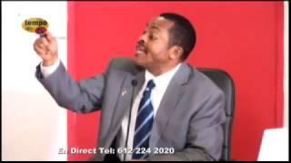 Tempo Afric TV - Le Scandale du Franc CFA Cree des Emeutes - Part Two