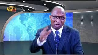 TOGO-Special Edition Analyse Du Pr Moussa sur le Mandat que la CEDEAO a donne au Ghana