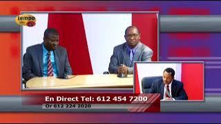 Tempo Afric TV - Comment sortir le Togo de la crise  - Yves Kenao Part 4