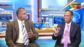 "Somaliland USA: Exclusive Interview with Mustafe Sacad SONSAF ""Somaliland/Somalia Dialogue"""
