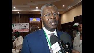 Togo Presidentielle 2020:Admirez Les Pas de Dance du Candidat Agbeome Kodjo