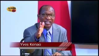 Tempo Afric TV - Comment sortir le Togo de la crise  - Yves Kenao Part 2