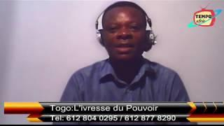 GRAND  DEBAT:l'immunité parlementaire d'Agbéyomé Kodjo