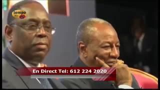 Tempo Afric TV - Les quatre budgetivores qui scandalisent le developpement de l'Afrique de l'ouest