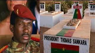Thomas Sankara est toujours vivant dans le cœur de la jeunesse Africaines