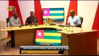 Tempo Afric TV - Faure Gnassingbé Degage - 50 ans de pouvoir C'est Trop