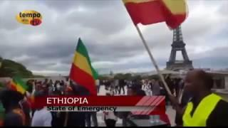 Tempo Afric TV - ETHIOPIA - STATE OF EMERGENCY
