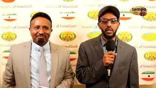Somaliland USA prog - Somaliland Rep. to the USA visit to Minnesota