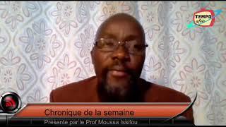 Togo: Nadjombe réagit au choix de M kpodzro