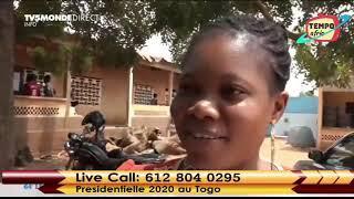 FAURE GNASSIMBE 72 Pour Cent Des Suffrage Ecoutez La Reaction des Togolais  PART 1
