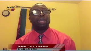 La Reponse Salee du Pr Moussa Issifou au President BANDA KANI