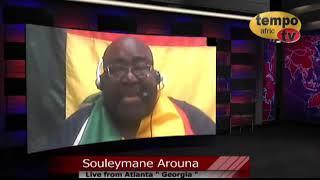 Monsieur Souleyman s'adresse directement depuis Washington DC au Président Patrice TALON