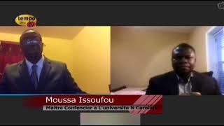 Comment l'armee Zimbabweenne a impose la democratie - Professeur Issoufou Moussa & Pasteur Adolph
