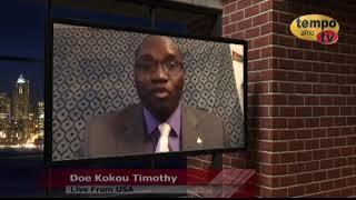 Togo -  Le president des Patriotes appelle à la mobilisation
