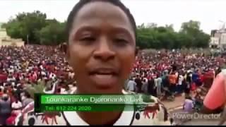 Tempo Afric TV - La jeunesse Malienne en ebullition referendaire