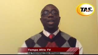 Togo -  Le professeur recadre Assan et Boukpessi